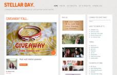Stellar Day, Giveaway, Stellar Day Boutique